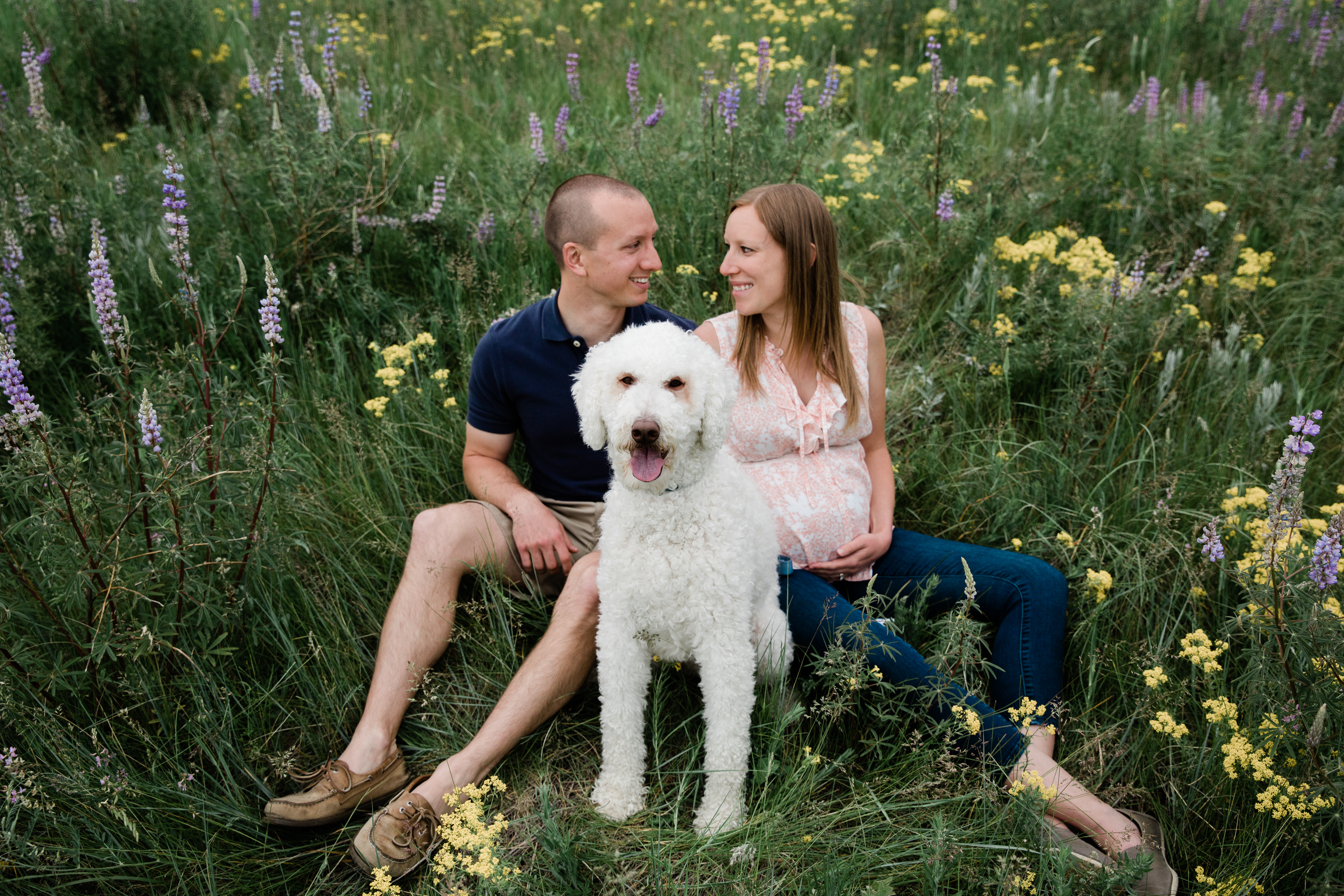 Maternity Pictures in Boulder, Colorado