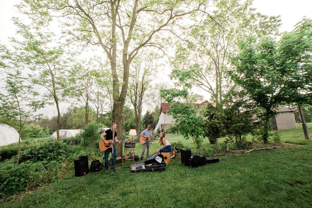 Milwaukee Band cover photos
