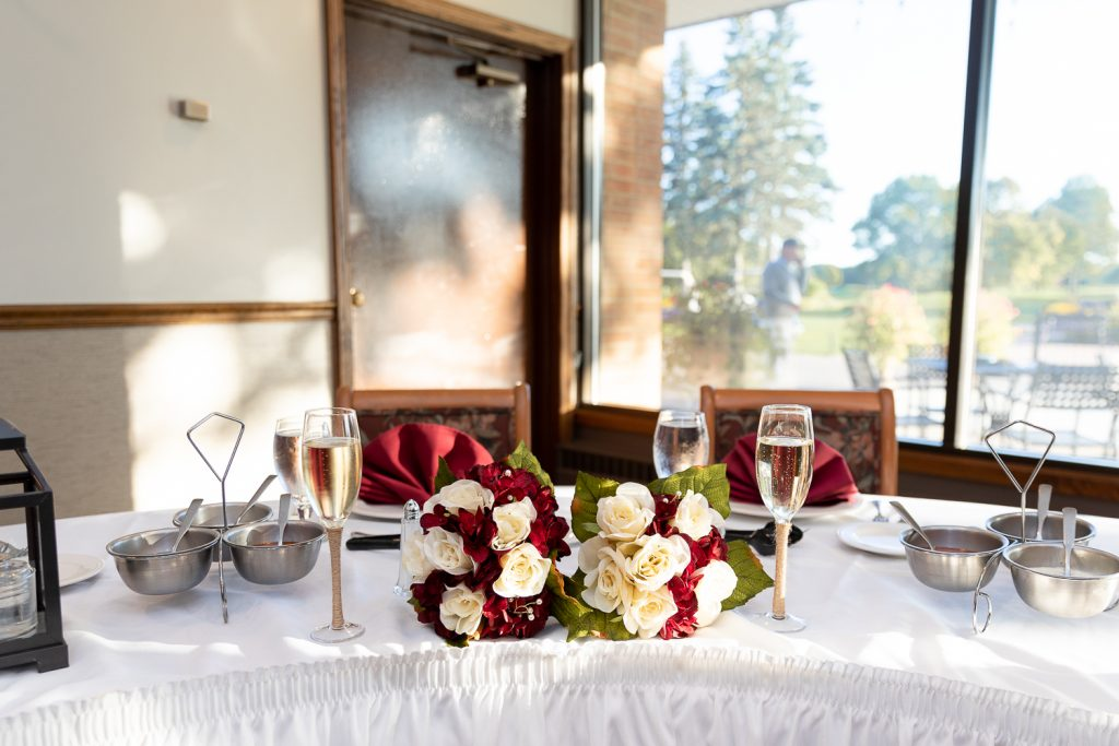 Details at Meadowbrook Country Club Wedding