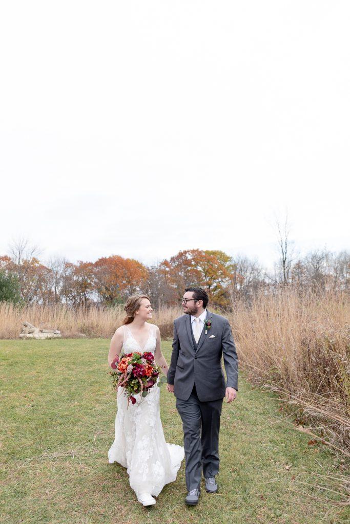 Wisconsin elopement photographer