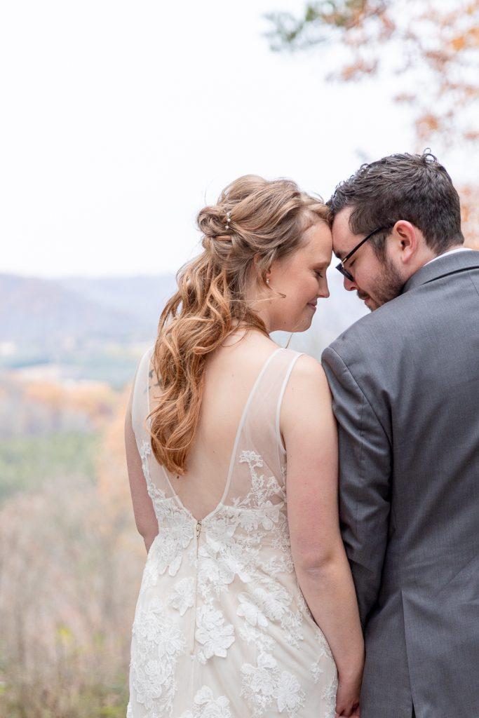 Wildcat Mountain State Park Wedding Photos