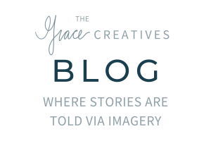 The Grace Creatives BLOG where stories are told via imagery